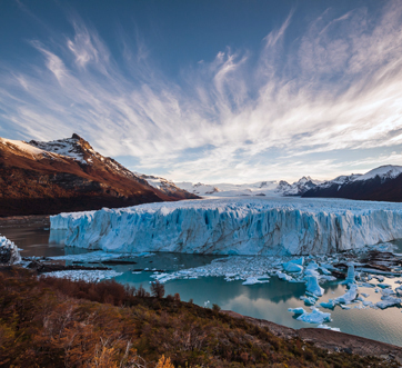 The Glaciers of El Calafate