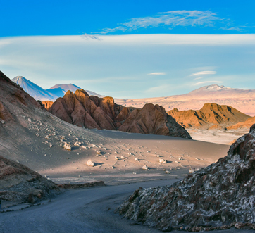 Atacama - Tour of the Desert