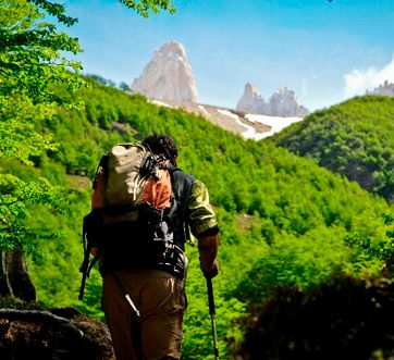 Torres del Paine - Active outdoors